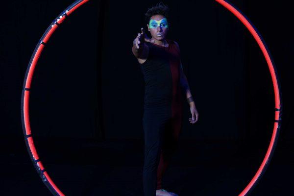 Snake Circle - Cirque Colombie © Hans Fhilip